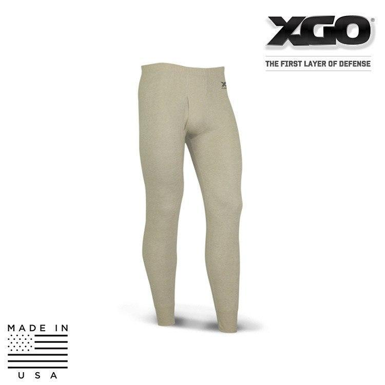 XGO FR Base Layer Pants DESERT SAND / SMALL XGO 1F12V Phase 1 FR Performance Tactical Pant