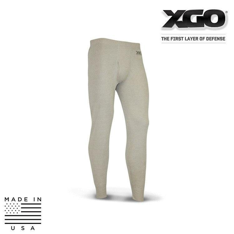 XGO FR Base Layer Pants DESERT SAND / SMALL XGO 2F12V Phase 2 FR Performance Tactical Pant
