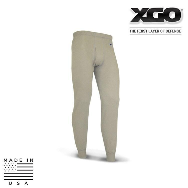 XGO FR Base Layer Pants DESERT SAND / SMALL XGO 4F12V Phase 4 FR Performance Tactical Pant