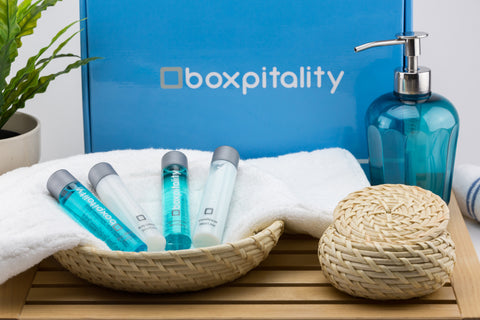 boxpitality hospitality supplies for short term rentals