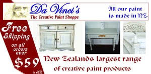 Da Vinci creative paints