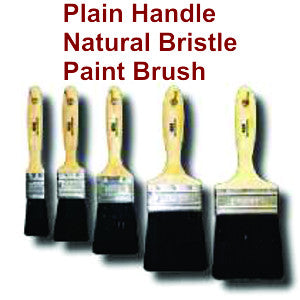 Plain Handle Paint Brushes-great for waxing - Da Vinci Chalk Paint & Rustic home decor