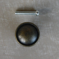 Antique classic knob for drawers 25mm diameter - Da Vinci Chalk Paint Creative painting
