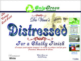 "Da Vinci ""Distressed"" Chalky Finish paint 1Ltr - Da Vinci Chalk Paint Creative painting"