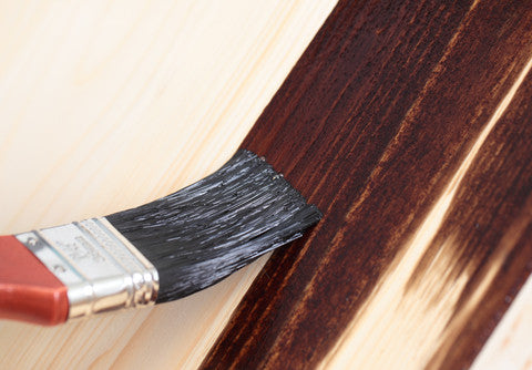 Eco Stain & Varnish in one NZ wood colours 250ml - Da Vinci Chalk Paint Creative painting