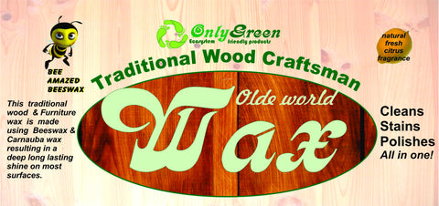 Olde World traditional craftsman wood and Furniture wax - Da Vinci Chalk Paint Creative painting