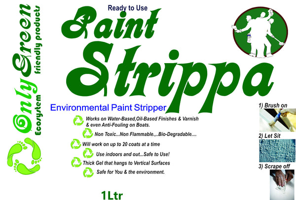 Paint strippa the eco paint stripper - Da Vinci Chalk Paint Creative painting