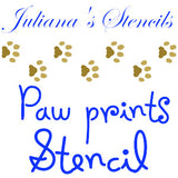 Stencils For Kids Rooms - Da Vinci Chalk Paint Creative painting