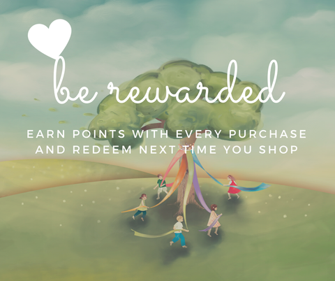 Be Rewarded for Shopping at Teenie & Tiny