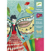 Djeco Creative Foil Pictures Collage Fireflies