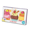 Petilou by Le Toy Van Cherry Sundae First Wooden Puzzle Boxed