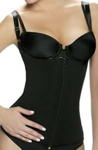 Zipper Vest Training Corset