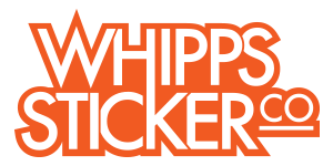 Whipps Sticker Co.