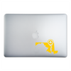 Annapolis Maryland Home Sticker On A 15-Inch Macbook Pro