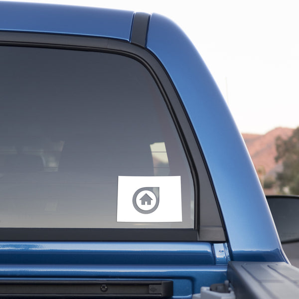 Boulder Colorado Home Sticker for Cars and Trucks