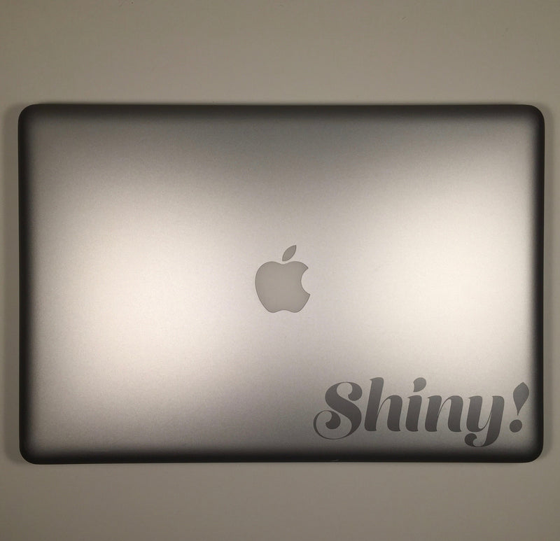 Shiny from Firefly sticker - Whipps Sticker Co.