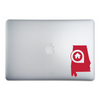 Montgomery, Alabama Home sticker on a 15-inch MacBook Pro