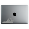 Richmond Virginia Home Sticker On A 12-Inch Macbook