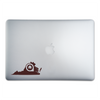 Richmond Virginia Home Sticker On A 15-Inch Macbook Pro