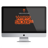 Webcam Cover Sticker 4-Pack for MacBook, MacBook Pro, MacBook Air, iMac and Thunderbolt Display - Whipps Sticker Co.