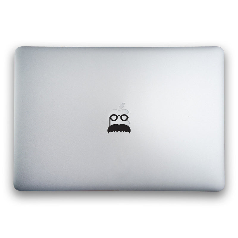 Teddy Sticker for MacBook and MacBook Pro - Whipps Sticker Co.