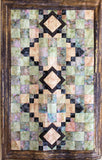 Gentleman's Fancy Lap Quilt