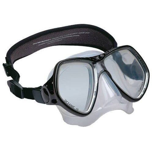two lens snorkeling mask