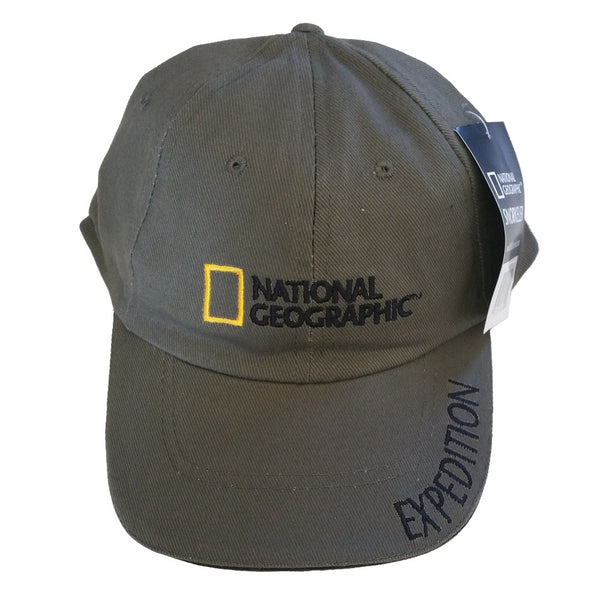 National Geographic Baseball Caps