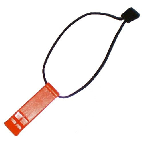 orange whistle for emergency