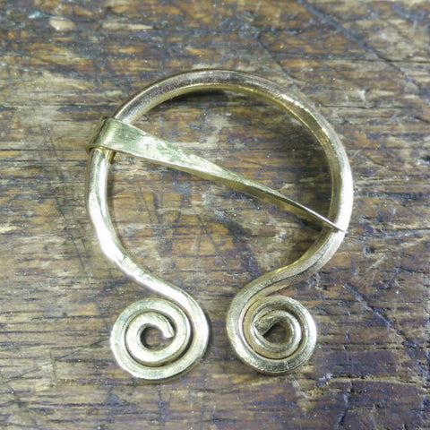 Small Penannular Brooch