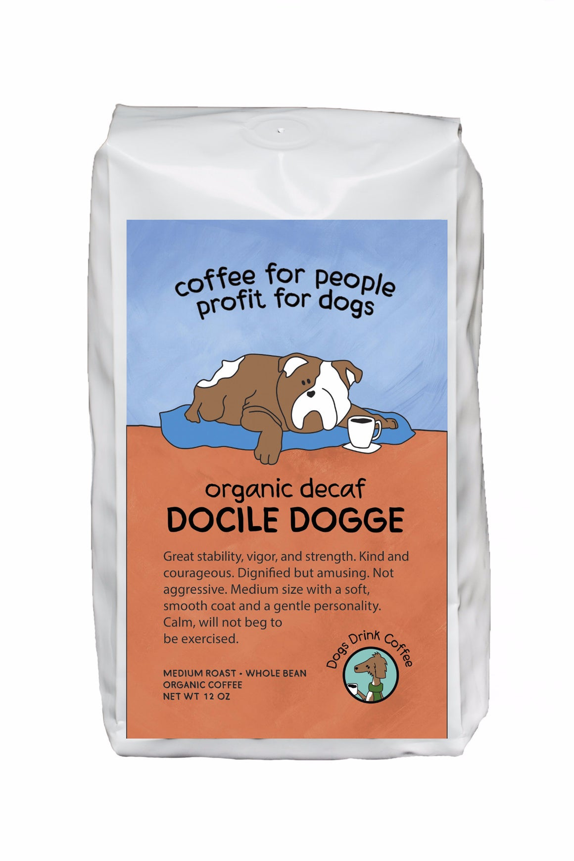 Docile Dogge Organic Decaf