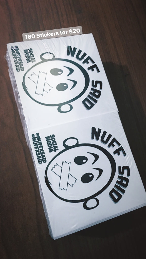 150 stickers full color print 20