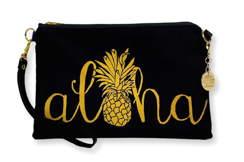 Aloha Pineapple - Small Handbag