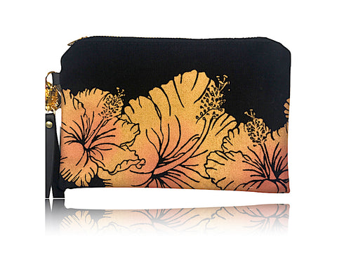 Hibiscus - Small Handbag