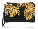 Palms - Large Handbag