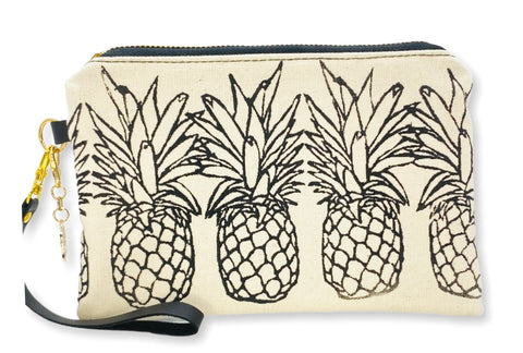 New Pineapples - Small Handbag
