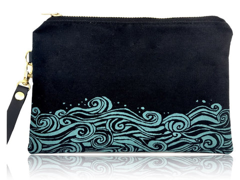 Waves - Small Handbag