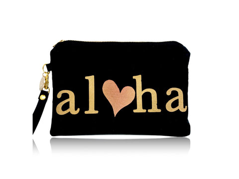 Aloha Heart - Small Handbag