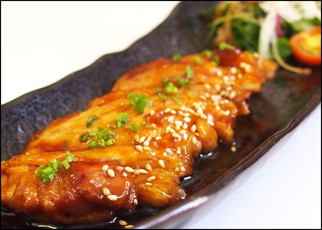 Teriyaki Chicken /  照燒雞肉