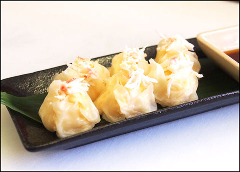Home made prawn shumai ( Japanese style )