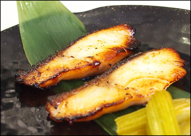 Grilled Miso Cod 日式照烧银鳕鱼 ( best seller! )