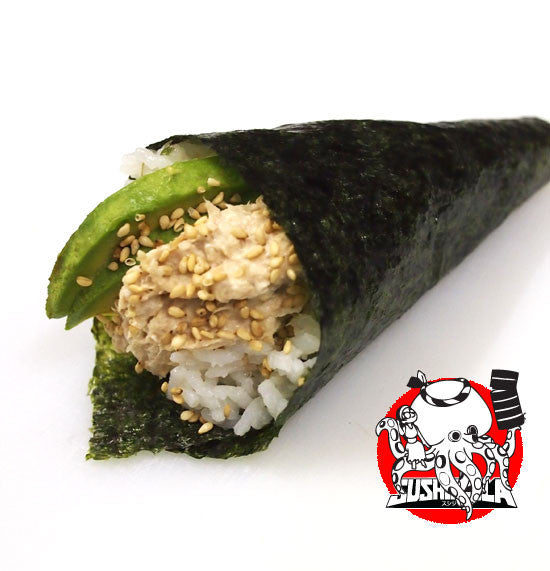Tuna (cooked) Hand Roll