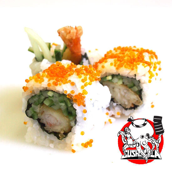 Zilla Ebi Fried Roll