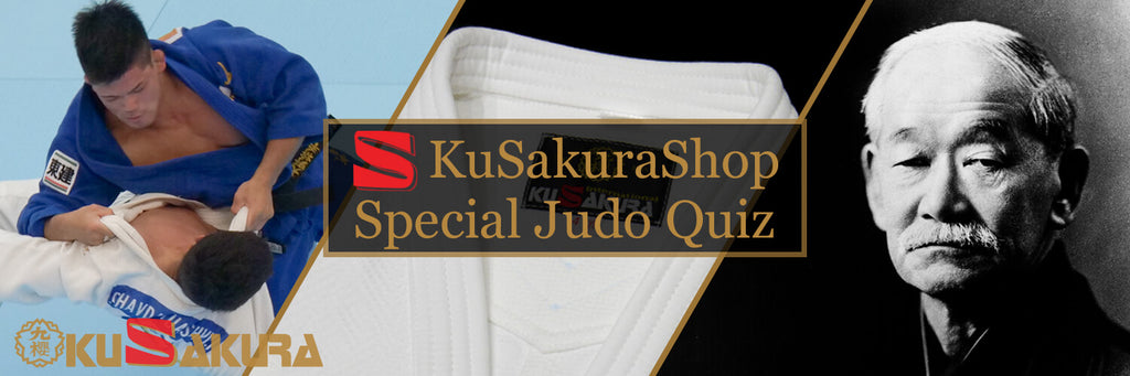 The KuSakuraShop Judo Quiz #1 - June 2020 - Results Breakdown & Analysis