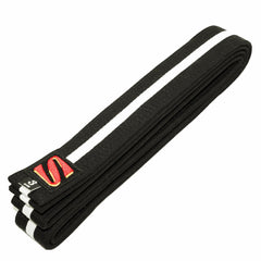 Classic AJJF Approved Kuroobi - Black Belt - Women (JOIRB)