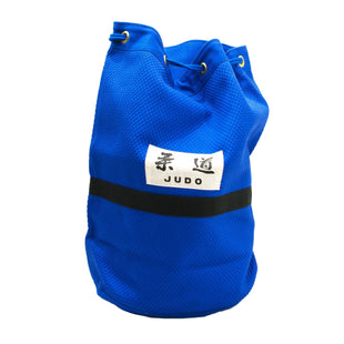 Sashiko Judo Bag - Blue