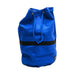Sashiko Judo Bag - Blue - back