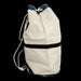 Sashiko Judo Bag - White - side