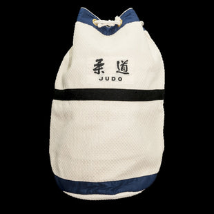 Sashiko Judo Bag - White