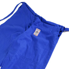 Competition Taisho Judogi - Blue (JNV) - Pants Only